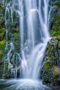 Madison Falls in Olympic National Park, Washington