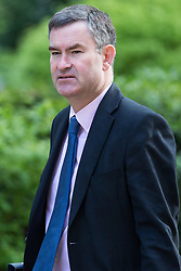 London, UK. 30th April 2019. David Gauke MP, Lord Chancellor and Secretary of State for Justice, arrives at 10 Downing Street for a Cabinet meeting.