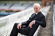 Charles Dance at Lords for the MCC
