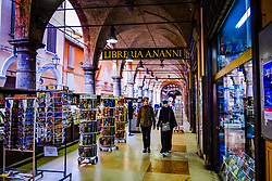 Shopping Mall in the centre of Bologna, Italy<br /> <br /> (c) Andrew Wilson | Edinburgh Elite media