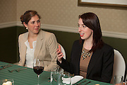 Dinner for the 2014 Cutler Scholar Seniors at Ohio University on April 8, 2014.  Photo by Ohio University / Jonathan Adams