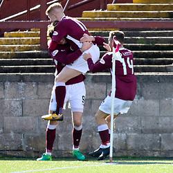 Stenhousemuir v Arbroath, Scottish League One, 22 September 2018
