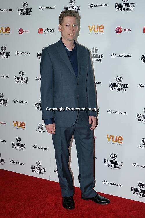 London, England, UK. 21th September 2017. Producer Randle Schumacher attend Raindance Film Premiere of 'I'm Not Here', starring J.K. Simmons