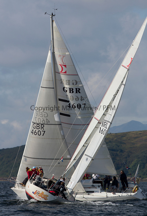 Largs Regatta Week 2017 <br /> <br /> Day 2<br /> <br /> Picture Marc Turner