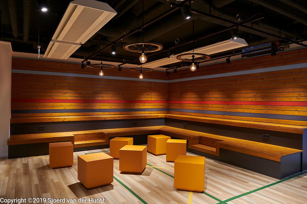 Kantoor NOC-NSF ontworpen door Desarc