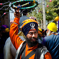 Hola Mohalla, Festival of War
