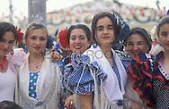 Spring Fair, Seville, Spain