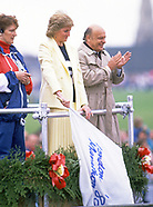 Princess Diana Starts London Marathon1988