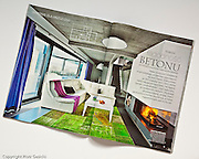 Interior photography by Piotr Gesicki in Dobre Wnetrze magazine 8/2011