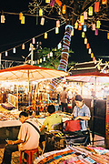 Night Bazaar, Chiang Mai