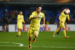 December 7, 2017 - Vila-Real, Castellon, Spain - Antonio Rukavina of Villarreal CF during the Europa League match between Villarreal CF and Maccabi Tel Aviv at Estadio de la Ceramica on december 7, 2017 in Vila-real, Spain. (Credit Image: © Maria Jose Segovia/NurPhoto via ZUMA Press)