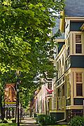 Inns on Great George; Great George Street, Charlottetown, Prince Edward Island, Canada.