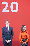 030320 Spanish Royals Attend the Accreditation of the 8th edition of Ambassadors of the Spain Brand