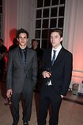 JAKE FRIEDA; EDWARD DARBY, Leonie Frieda book party  for ' The Deadly Sisterhood.' The Orangery, Kensington Palace. London. 20 November 2012.