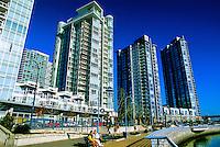 Yaletown, Vancouver, British Columbia, Canada