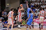 DESCRIZIONE : Campionato 2014/15 Serie A Beko Dinamo Banco di Sardegna Sassari - Grissin Bon Reggio Emilia Finale Playoff Gara6<br /> GIOCATORE : Amedeo Della Valle<br /> CATEGORIA : Tiro Tre Punti Three Point Controcampo<br /> SQUADRA : Grissin Bon Reggio Emilia<br /> EVENTO : LegaBasket Serie A Beko 2014/2015<br /> GARA : Dinamo Banco di Sardegna Sassari - Grissin Bon Reggio Emilia Finale Playoff Gara6<br /> DATA : 24/06/2015<br /> SPORT : Pallacanestro <br /> AUTORE : Agenzia Ciamillo-Castoria/L.Canu