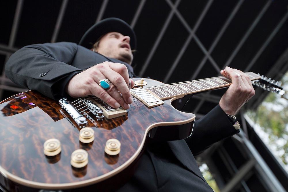 Vintage Trouble Doheny Blues Festival