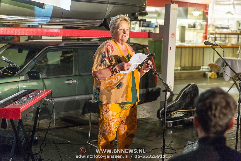 NLD/Amsterdam/20171030 - Boekpresentatie biografie van Liesbeth List, Erica Terpstra
