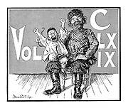 Punch Volume Heading. Volume CLXIX July - December 1925