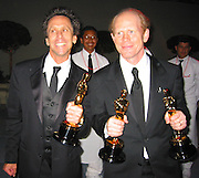 Brian Glaser & Ron Howard ( Best Picture for A Beautiful Mind)<br />