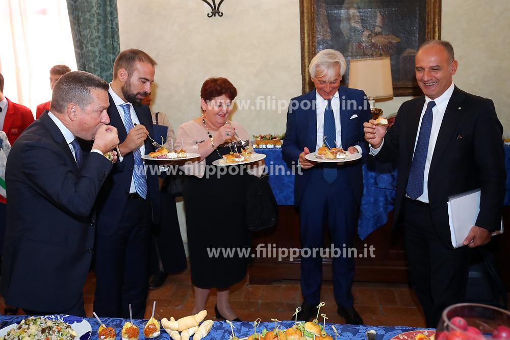 MINISTRO TERESA BELLANOVA IN PREFETTURA A FERRARA