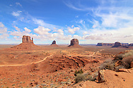 Monument Valley on the Utah Arizona Border