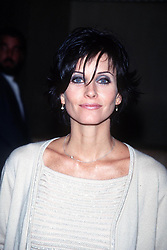COURTENEY COX American Actress. (Credit Image: ONS/ZUMAPRESS.com)