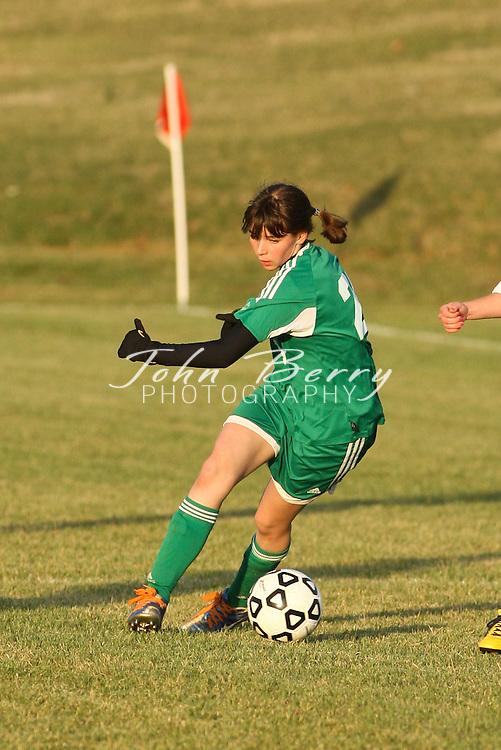 MCHS Varsity Girls Soccer .vs William Monroe  .3/24/2009