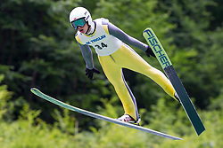 Pawel Wasek from Poland during Ski Jumping Continental Cup Kranj 2018, on July 8, 2018 in Kranj, Slovenia. Photo by Urban Urbanc / Sportida
