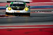 May 4-6, 2017: IMSA Sportscar Showdown at Circuit of the Americas. 28 Alegra Motorsports, Porsche 911 GT3 R