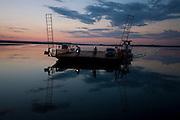 Santa Albertina_SP, Brasil...Rio Grande em Santa Albertina, Minas Gerais...The Grande river in Santa Albertina, Minas Gerais...Foto: LEO DRUMOND / NITRO