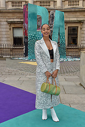 Jorja Smith at The Royal Academy of Arts Summer Exhibition Preview Party 2019, Burlington House, Piccadilly, London England. 04 June 2019.