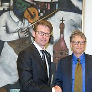 20160126 Bill Gates bezoekt Stedelijk Museum