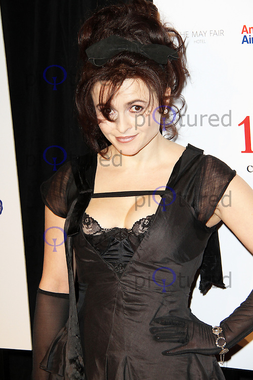 Helena Bonham Carter, The London Critics Circle Film Awards, May Fair Hotel, London UK, 20 January 2013, (Photo by Richard Goldschmidt)
