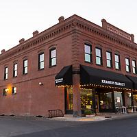 The Balch Hotel in Dufur, Oregon
