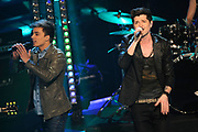 Halve finale The Voice of Holland in Studio 22, Hilversum.<br />