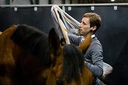 Devos Pieter, BEL, Espoir<br /> Indoor Brabant 2018<br /> © Sharon Vandeput<br /> 11/03/18