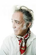 Alberto Garcia-Alix, Spanish photographer, in his studio in Madrid. 6 june 2013 Photo Alberto Paredes