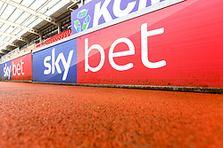 Sky Bet branding at the Aesseal New York Stadium, home to Rotherham United - Mandatory by-line: Ryan Crockett/JMP - 24/11/2018 - FOOTBALL - Aesseal New York Stadium - Rotherham, England - Rotherham United v Sheffield United - Sky Bet Championship