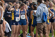 \I\ of \I#2\ runs in the \I#3\ \I#4\ at the 2014 Western International Cross country meet in London Ontario, Saturday,  September 20, 2014.<br /> Mundo Sport Images/ Geoff Robins