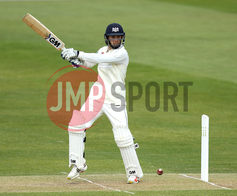 Gloucestershire's Chris Dent - Photo mandatory by-line: Robbie Stephenson/JMP - Mobile: 07966 386802 - 28/04/2015 - SPORT - Cricket - Bristol - The County Ground - Gloucestershire v Derbyshire - County Championship Division Two