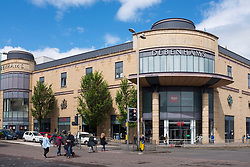 Overgate Shopping Mall in Dundee, Scotland, United Kingdom
