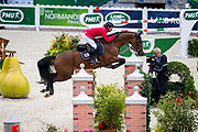 Taizo Sugitani - Avenzio 3<br /> Alltech FEI World Equestrian Games™ 2014 - Normandy, France.<br /> © DigiShots