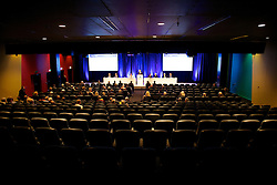 Amcor EGM and GM to discuss and vote on the demerger of Amcor and Orora. At the Melbourne Convention and Exhibition Centre