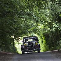 Car 30 Tony Mather / Pauline Mather