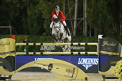 Beerbaum Ludger, (GER), Chiara<br /> Final<br /> Furusiyya FEI Nations Cup Jumping Final - Barcelona 2015<br /> © Dirk Caremans<br /> 26/09/15