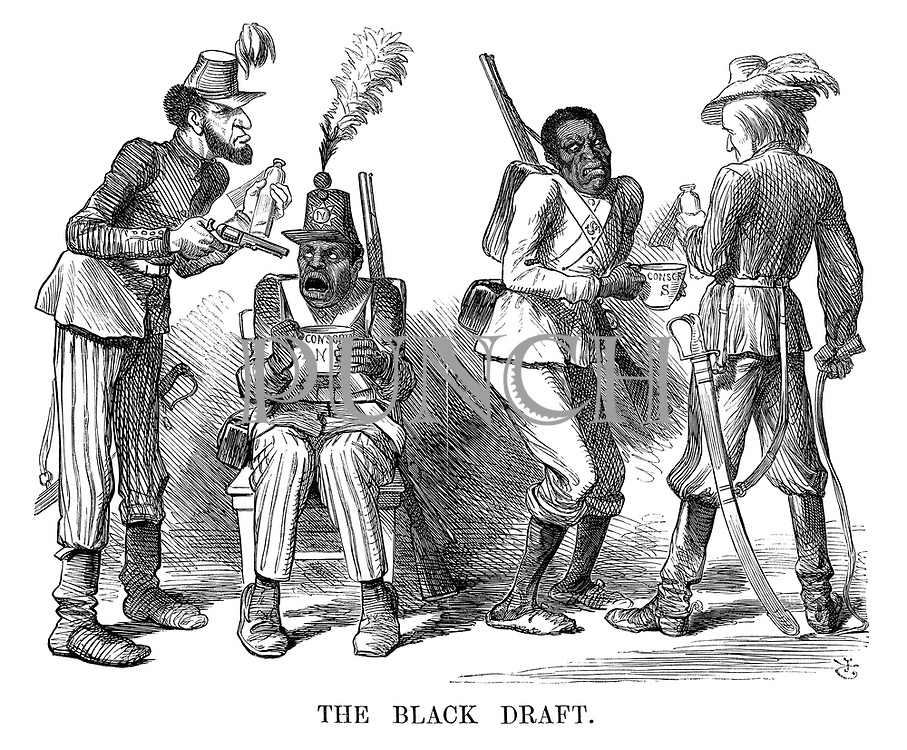The Black Draft.