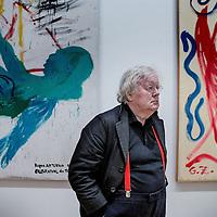 Nederland, Amsterdam, 27 mei 2016.<br /> OPWINDING - EEN TENTOONSTELLING VAN RUDI FUCHS<br /> 27 MEI - 2 OKT 2016<br /> Oud-directeur Rudi Fuchs kijkt terug op zijn lange loopbaan als museumdirecteur en tentoonstellingsmaker.&nbsp;In&nbsp;Opwinding&nbsp;gaat het om het ontdekken en beter leren kennen van kunstwerken.&nbsp;Fuchs neemt de bezoeker mee in zijn manier van kijken, die draait om tijd, geduld en zorgvuldigheid.<br /> <br /> <br /> Foto: Jean-Pierre Jans