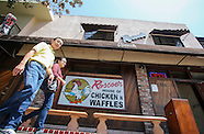 Roscoe's House of Chicken 'n Waffles in Hollywood.