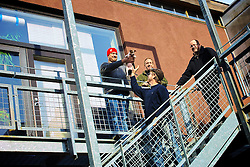 "A blend of contemporary Europeen architecture and playfull ""man-cavish"" details influence the work of Northern liberties/Fishtown design team. (Bas Slabbers/for NewsWorks)"